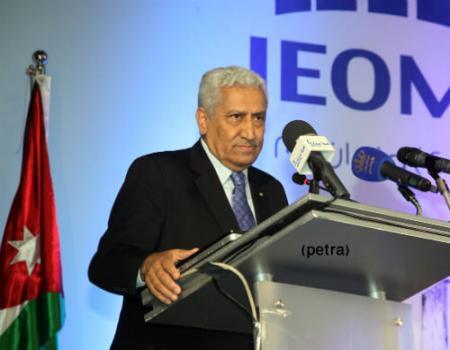 رئيس الوزراء الدكتور عبدالله النسور قطاع الإنشاءات المحرك الأكبر للاقتصاد الوطني