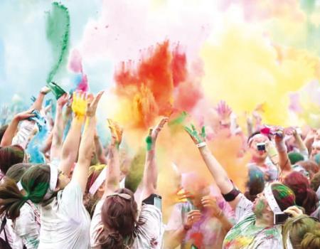 الألوان في حياة الانسان وثقافات الشعوب