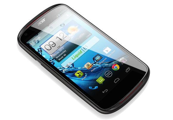 مواصفات هاتف Acer Liquid E1  , Acer Liquid E1 جوال جديد من Acer بنظام الأندرويد 4.1