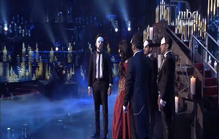 ����� ��� ������� - ��� ����� Arab idol ������ ������� 13/12/2014