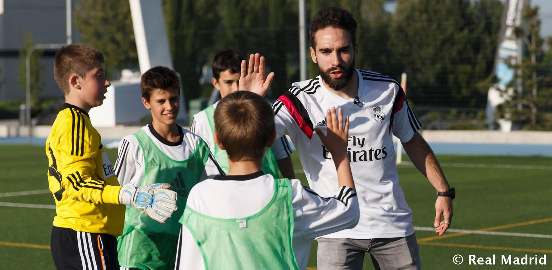 صور كارفخال لاعب ريال مدريد اتش دي