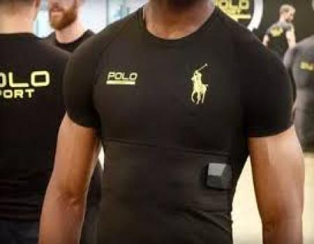 قميص قطني ذكي يتابع حالتك الصحية