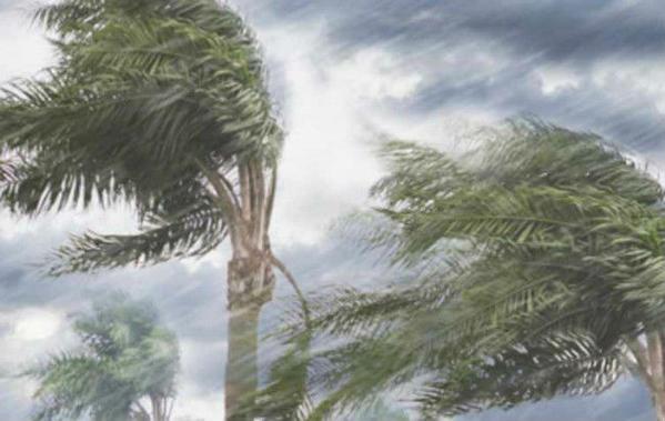 تأثير إعصار ميغ على السعودية والخليج العربي 2016