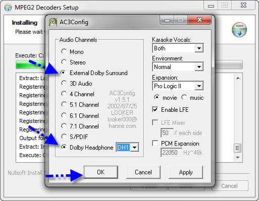 تشغيل خاصية Dolby على الكارت ساتيليت 29006848800979426464