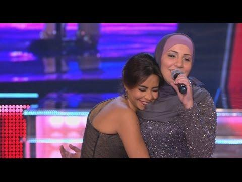 صور فوز الأردنية نداء شرارة بلقب أحلى صوت The Voice الموسم الثالث بالفيديو