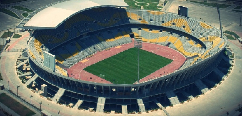 معلومات كاملة عن ملعب برج العرب , صور استاد برج العرب