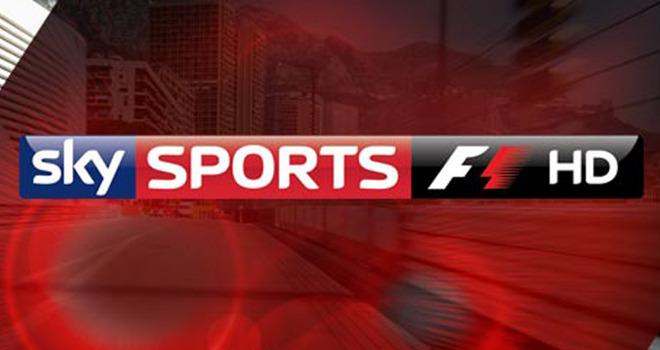 تردد قناة Sky Sports F1 HD على قمر Astra 2E