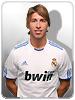 معلومات اللاعب سرجيو راموس - ريال مدريد