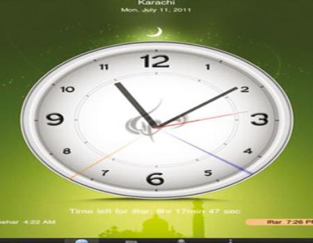 متجر غوغل بلاي الأندرويد Ramadan Time