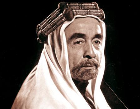 كافح من أجل الأمة العربية والحفاظ على استقلالها الملك عبدالله بن الحسين