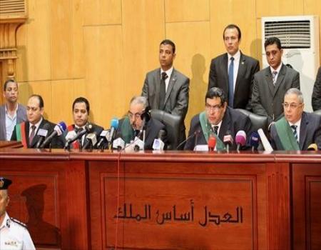 محكمة جنايات القاهرة إعدام الرئيس المصري السابق محمد مرسي