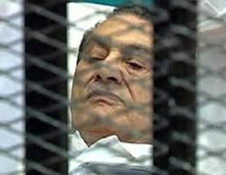 محكمة النقض المصرية تلغي حكم البراءة للرئيس الأسبق حسني مبارك