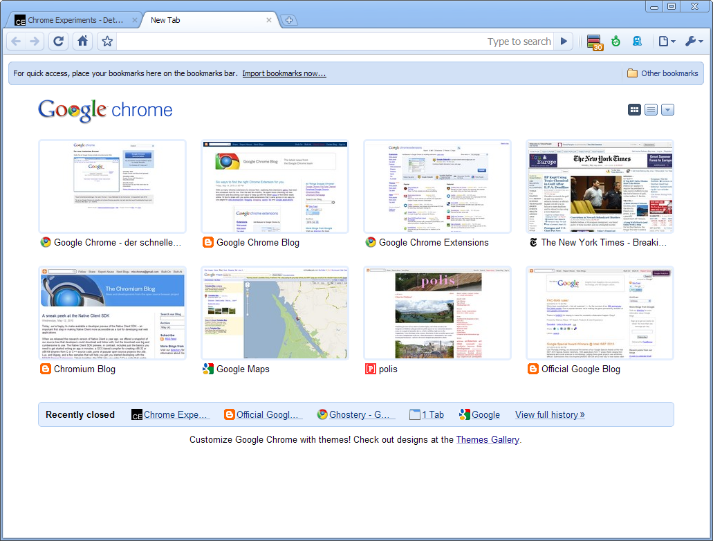 Download Google Chrome Portable 2013