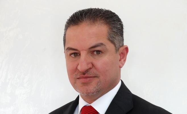 السيرة الذاتية خالد اللحام مدير شركة البريد الأردني