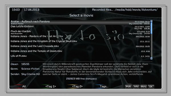 Skin E2-Neuron-HD For OE2.0 Merlin³
