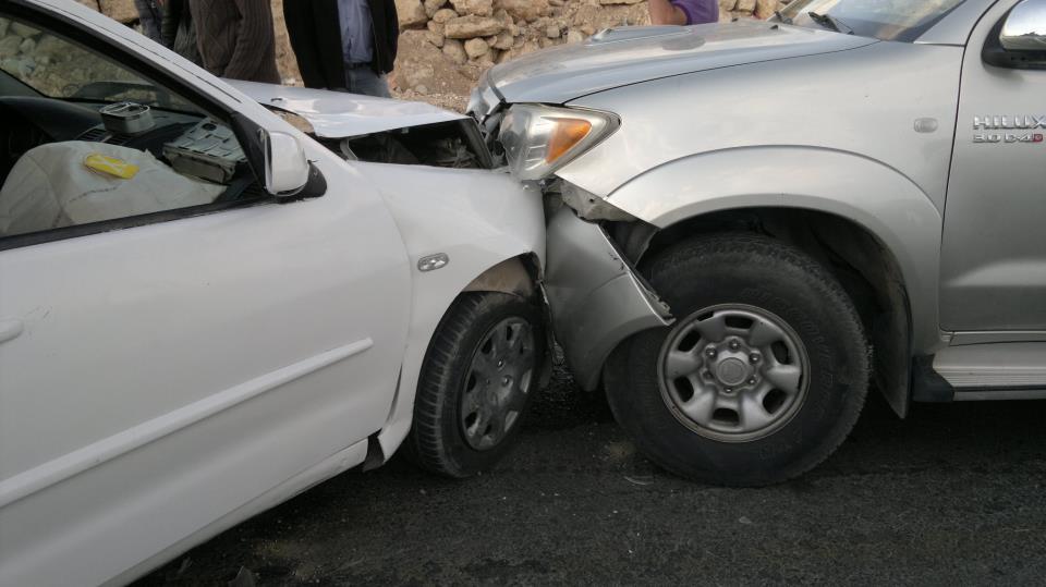 حادث سير في العقبة الاربعاء 11-11-2015 وفاتين و 5 اصابات