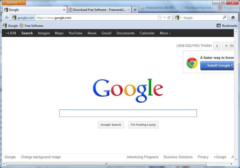 ����� Firefox 19.0 Beta 3 ����� ������ �� ���� ���� ���� 2013