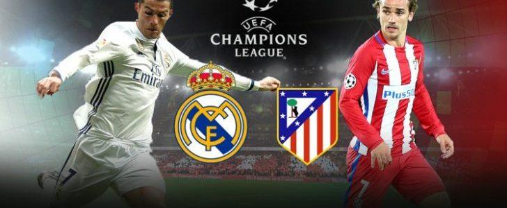 شاهد اون لاين علي اليوتيوب مباراة ريال مدريد واتلتيكو مدريد اتش دي hd