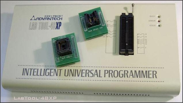 LabTool-48UXP Intelligent Universal Programmer - ��� ����� ����� ������ �������