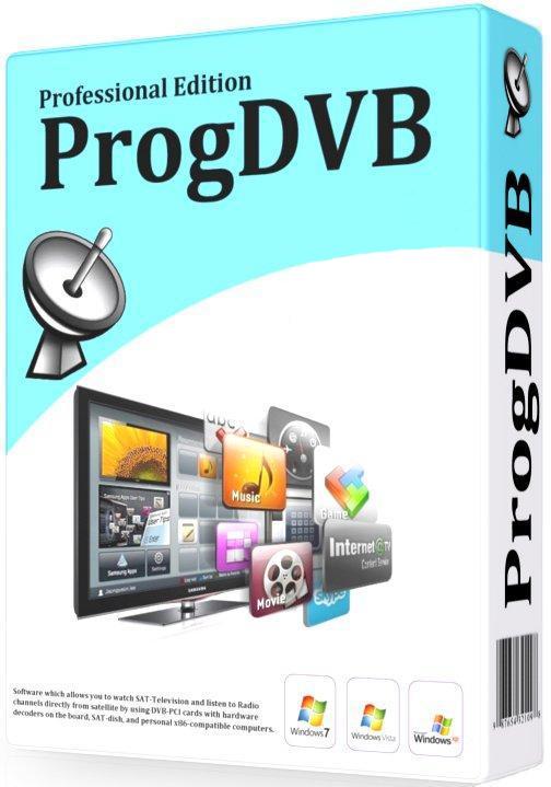 برنامج المشاهده الرائع ProgDVB 6.95.4 Final فى احدث نسخه