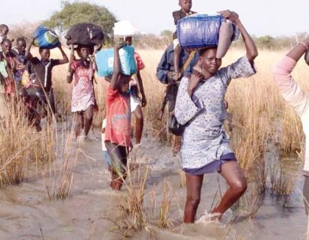 أزمة الجوع تجتاح جنوب السودان