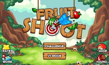 لعبة ضربة الفواكه للاندرويد Fruit Shoot 2013 - لعبة ضرب الفواكة – لعبة فروت شوت للاندرويد