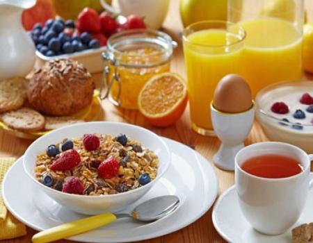 نصائح غذائية في عيد الفطر