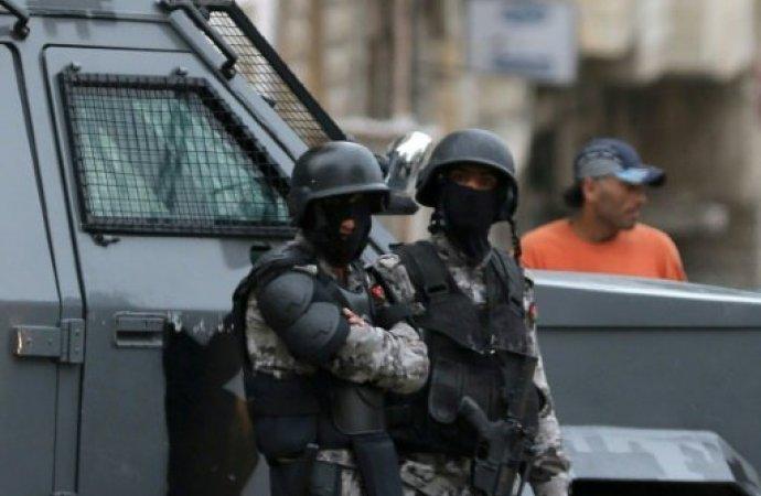 القبض على المسلحين في الكرك , قتلى هجمات الكرك , عملية الكرك الإرهابية