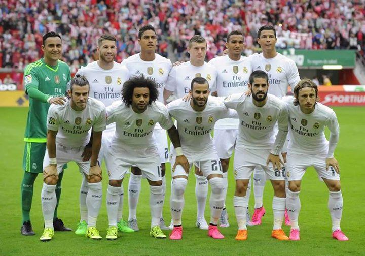 ريال مدريد بينيتيز فريق هجومي بحت ما رائيكم