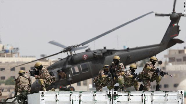 اقوى جيوش العالم , الجيش الاردني الأقوى عربيا والثالث اقليميا والعشرين عالميا