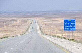 اخبر الاردن اليوم الثلاثاء 2014/1/14 , شكاوي من مواطنين سعوديين على طريق المدورة-معان ومناشدات