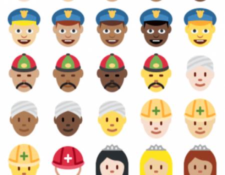 تويتر يدعم رسمياً جميع الوجوه التعبيرية الجديدة Emoji
