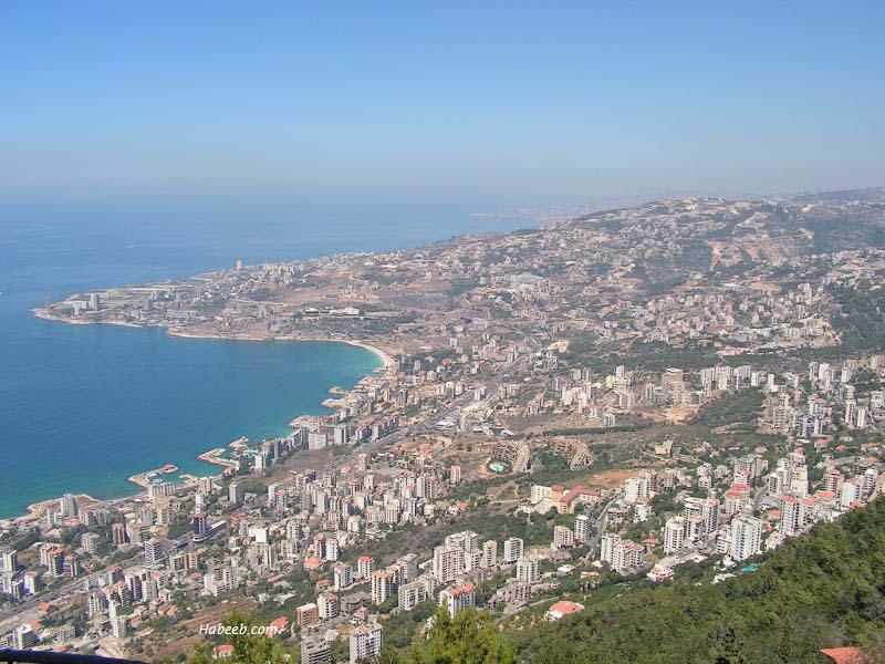 بحث عن دولة لبنان ، مقال عن لبنان ، معلومات عن بيروت