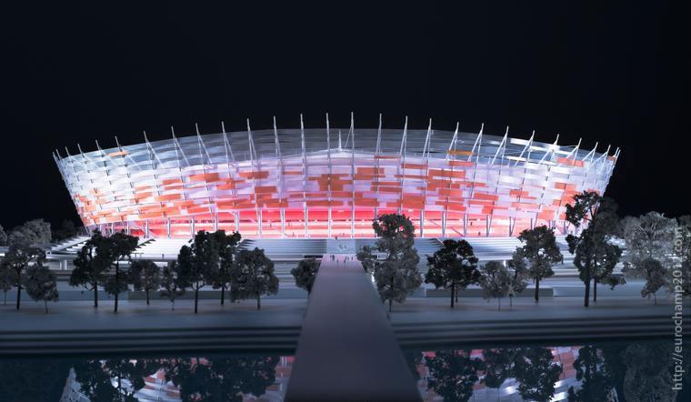 ملاعب كأس أوروبا 2012 ، ملاعب أمم اوروبا 2012 ، ملاعب يورو 2012 ، صور و معلومات ملاعب يورو 2012