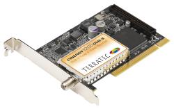 تعريف الدرايفر Terratec Cinergy 1200 DVB-S مع برنامج التشغيل