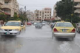 حالة الطقس في عمان و خليج العقبة وجميع محافظات المملكة يوم الأحد 25/10/2015