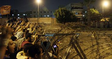 اخر اخبار مظاهرات وزارة الدفاع اليوم الخميس 3/5/2012