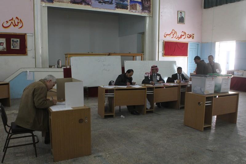 النتائج الأولية لانتخابات الهيئة المركزية لنقابة المعلمين الاربعاء 26-3-2014