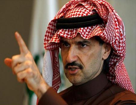 الامير الوليد بن طلال سيتبرع 32 مليار دولار لمؤسسات خيرية