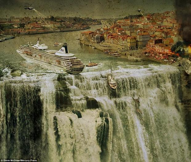 نهاية العالم , صور توضح كيف ينتهي العالم , تصورات عن انتهاء العالم بالصور