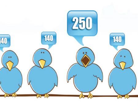بعد حذف حد 140 حرفاً من الرسائل الخاصة تويتر إلى أين