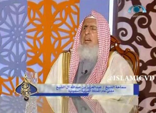 بالفيديو مفتي المملكة الشيخ عبدالعزيز آل الشيخ ساندوا تركيا لانها بلد إسلامي كبير