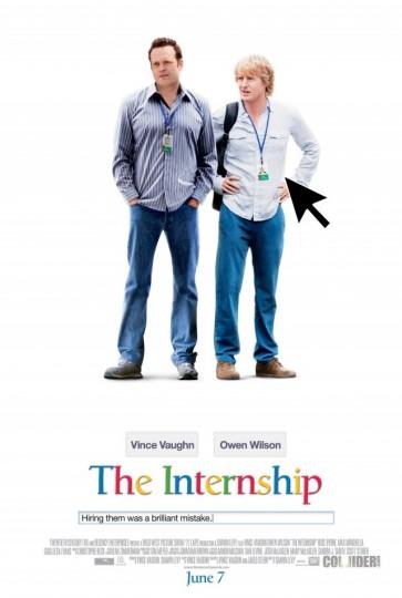The Internship فيلم سينمائي حول شركة جوجل 2013