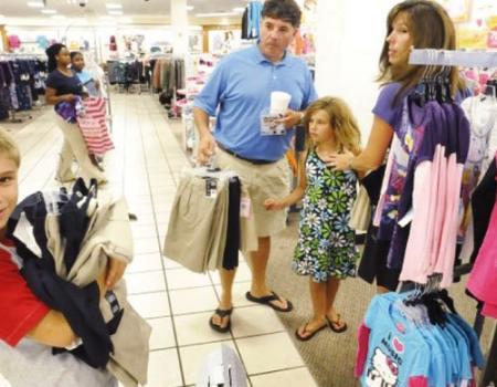 ملابس العيد كسوة المدرسة وتجديد المستهلك