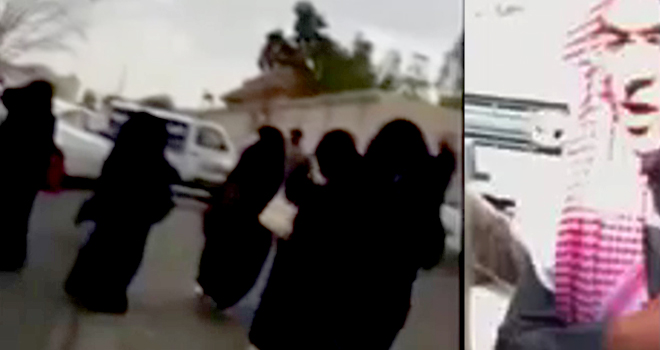 يوتيوب حافلة طالبات الطائف يرقصن ويتعاطين السجائر