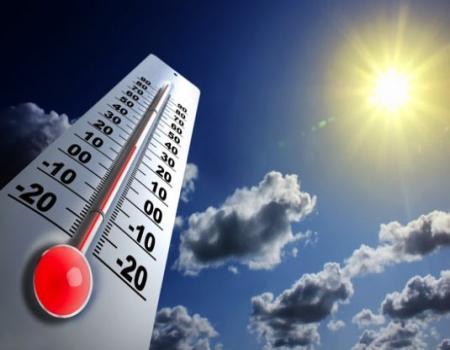 الأرصاد الجوية الاردنية ارتفاع درجات الحرارة في رمضان
