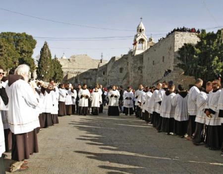صور مسارات المسيح عيسى بن مريم في الأردن