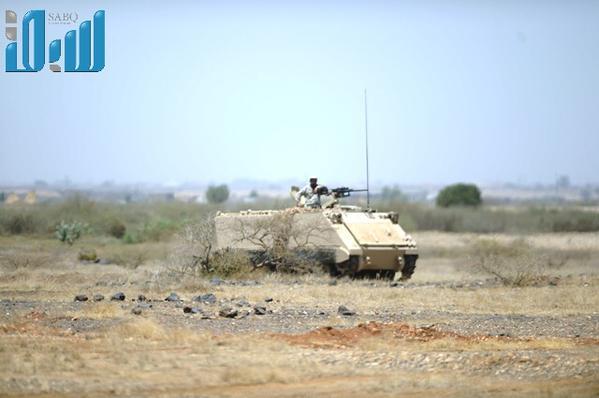 تحديث لحالة الاوضاع على الحدود السعودية اليوم الاثنين 30-11-2015