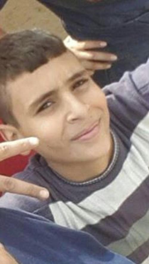 اختفاء الطفل الأردني محمد علي عبدالله الصقور الاربعاء 6-1-2016