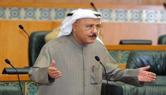 شاهد فيديو لحظة وفاة النائب نبيل الفضل خلال جلسة مجلس الأمة